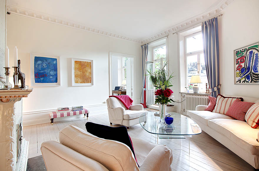 svetlý byt