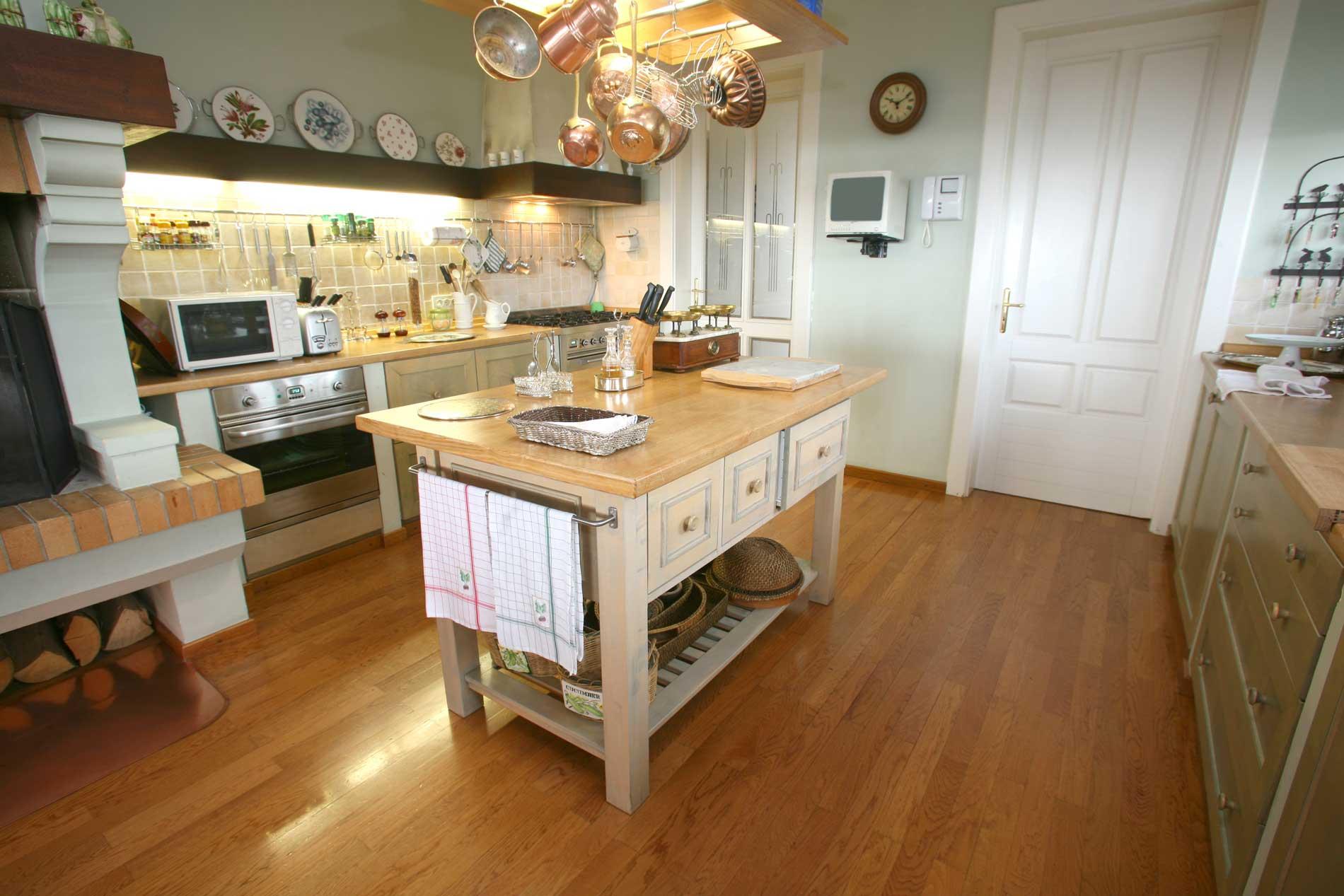 kuchyňa v provensálskom štýle