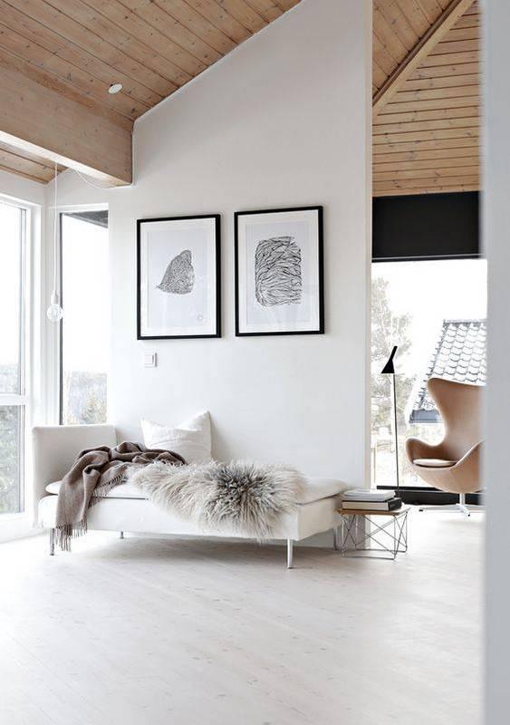 Severský štýl bývania