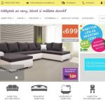 Tempo Kondela Nábytok – prečítajte si recenzie eshopu s nábytkom