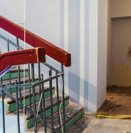 schodisko bytovky