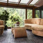 Zimná záhrada ako súčasť domu je zelený úkryt plný harmónie