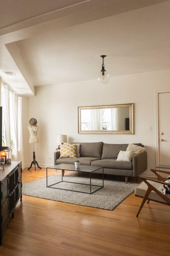 luster v minimalizme