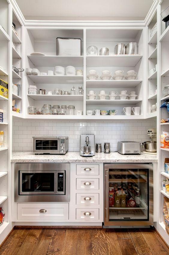 zorganizujte si kuchyňu