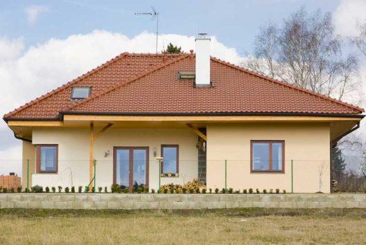 moderný rodinný dom na slovensku