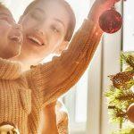 22 inšpirácií na vianočné dekorácie, ktoré môžete ľahko okopírovať