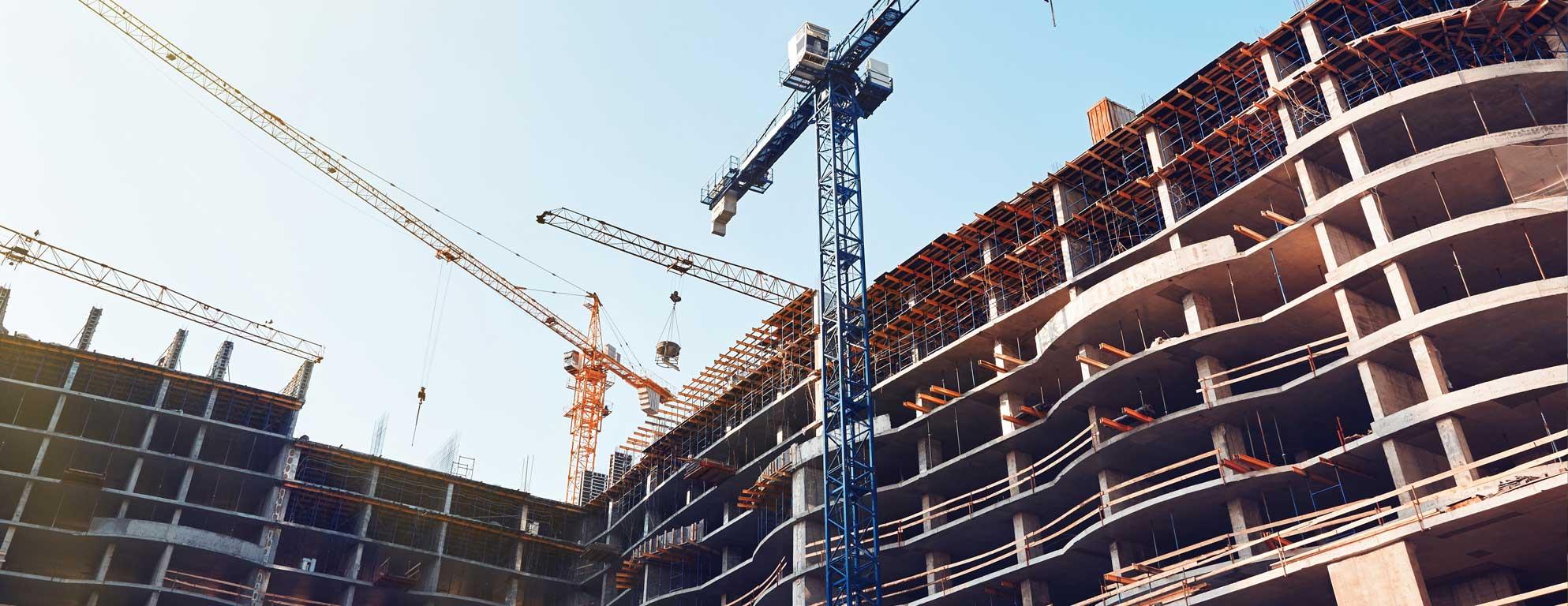 developerský projekt vo výstavbe