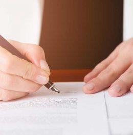 podpísanie zmluvy