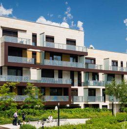 nový bytový developerský projekt