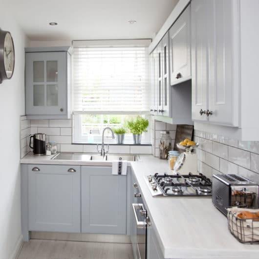 Kuchyňa v tvare L