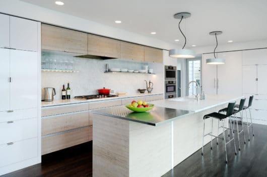 paralelná kuchyňa