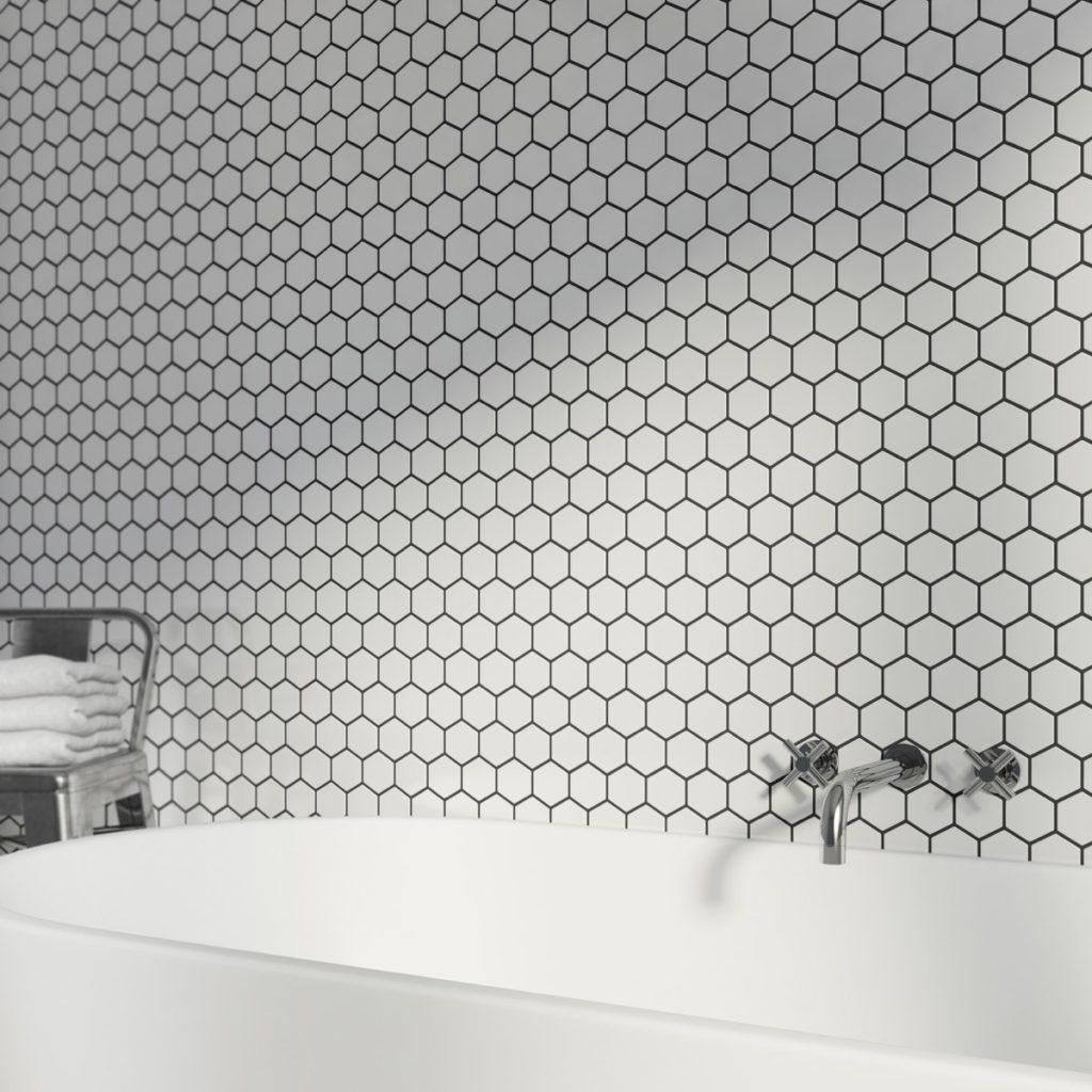 mozaika obklad kúpeľňsa