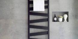 dizajnový kúpeľnový radiátor