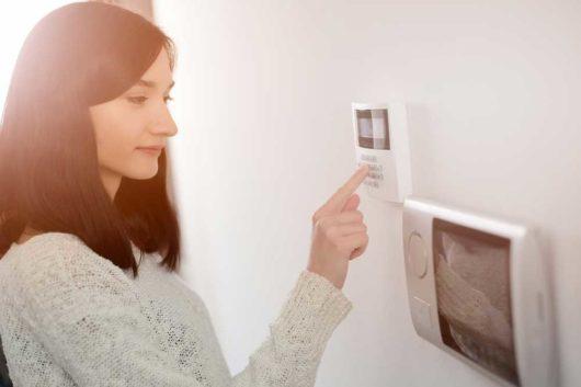 alarm v domácnosti