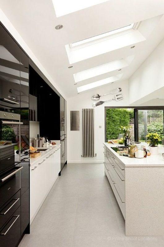 kuchynský ostrovček