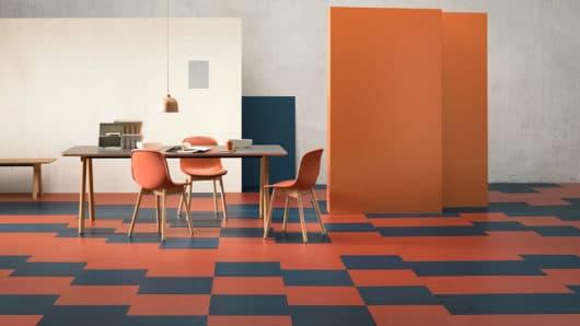 marmoleum podlaha