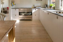 podlaha kuchyňa