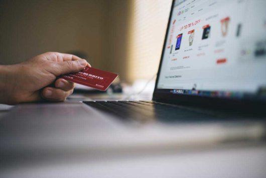 Nakupovanie, internet