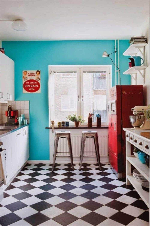 retro kuchyňa