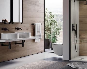 moderné kúpeľne