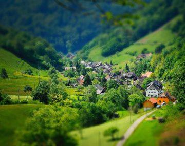 život na dedine