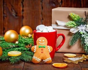 vianočné dekorácie, ktoré zvládnete aj vy