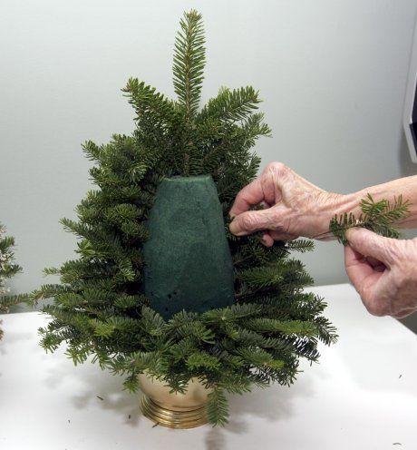 Ekologický vianočný stromček, ako na to