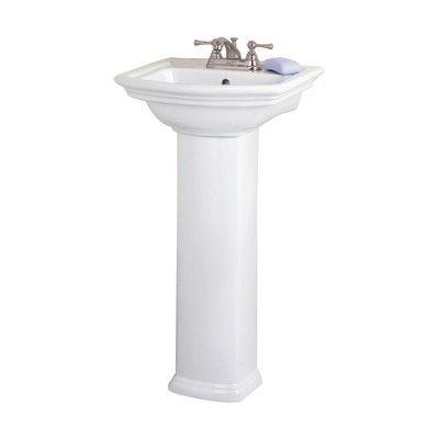 Piedestálové umývadlo