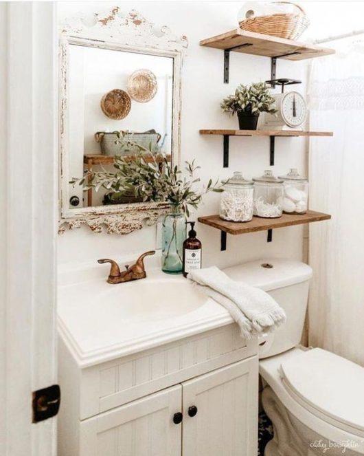 Provensálska kúpeľňa