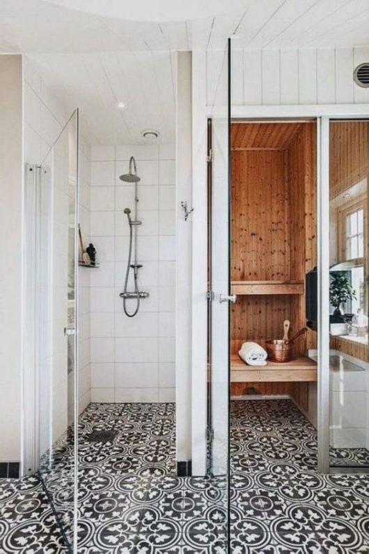 domáca sauna